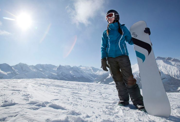 5 Essential Items Before You Go Snowboarding