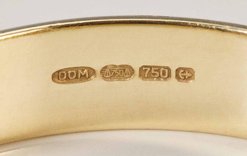 Gold Hallmarks