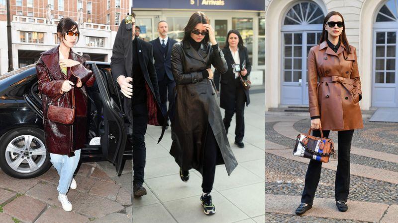 Leather Jacket Women Fashion