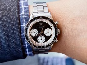 "The Rolex Daytona ""Big Red"" Reference 6263 of Paul Newman"