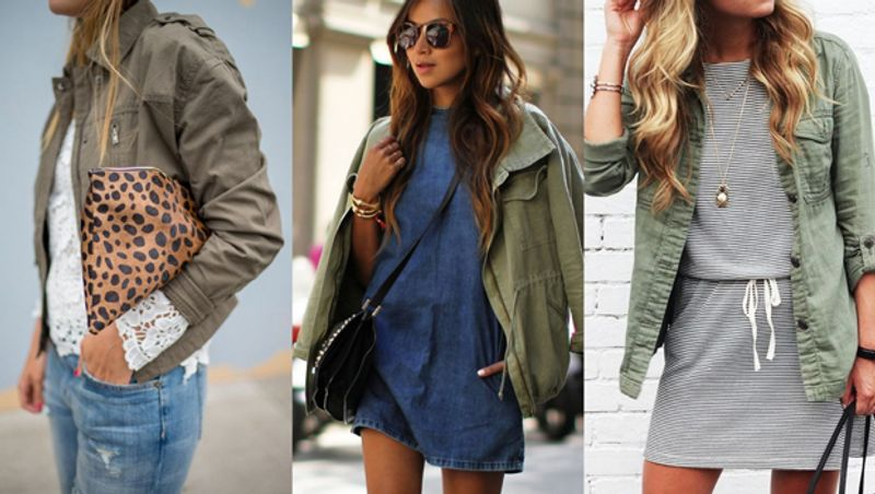 Utility Jacket Women Fashion 2021
