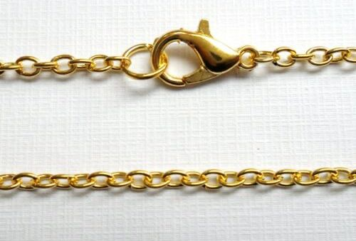 gold jewelry lobster clasp