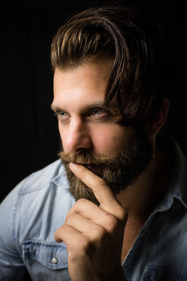 womens the length of the beard also matters