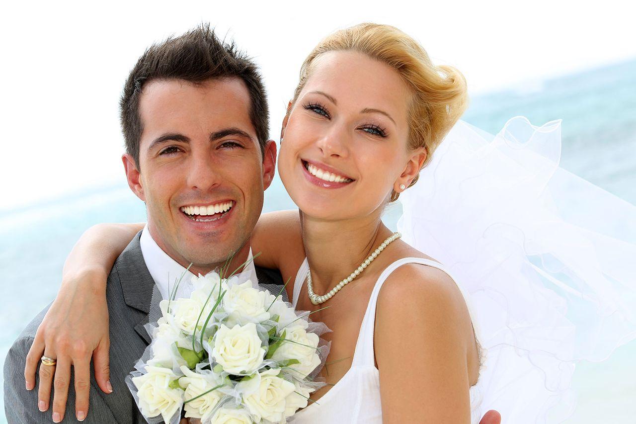Brighter Smile for Wedding