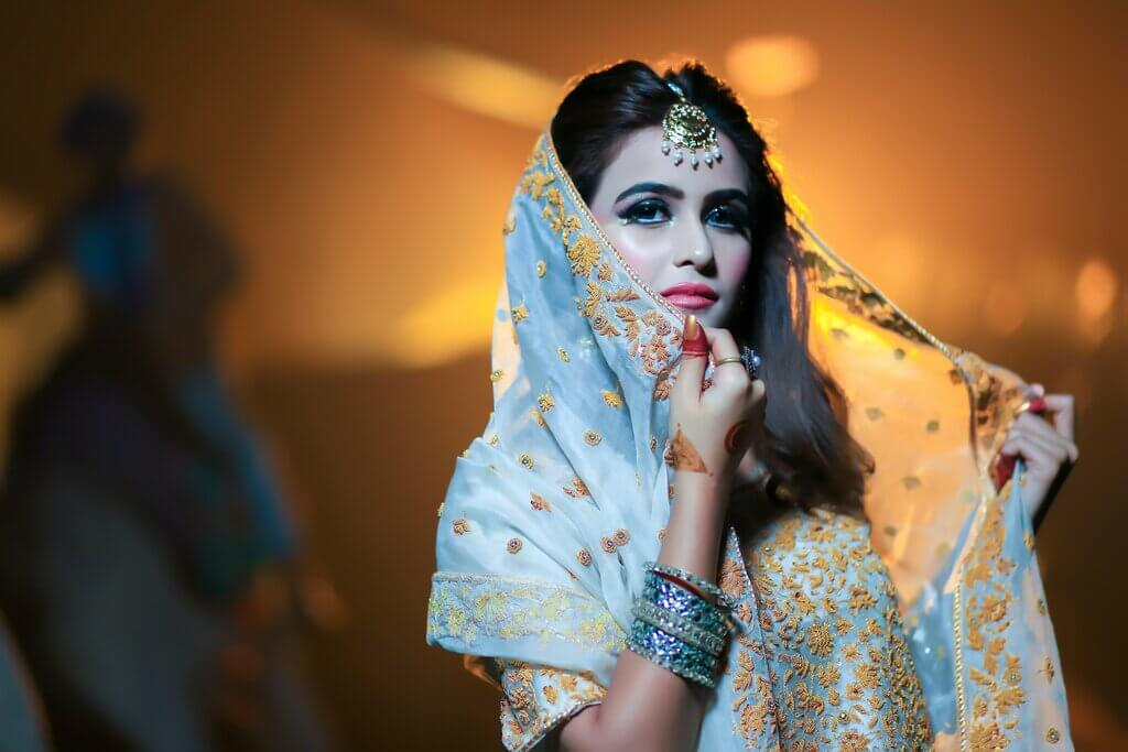 Indian wedding guest dresses