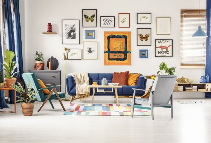 Perfect Gallery Wall in Your Home