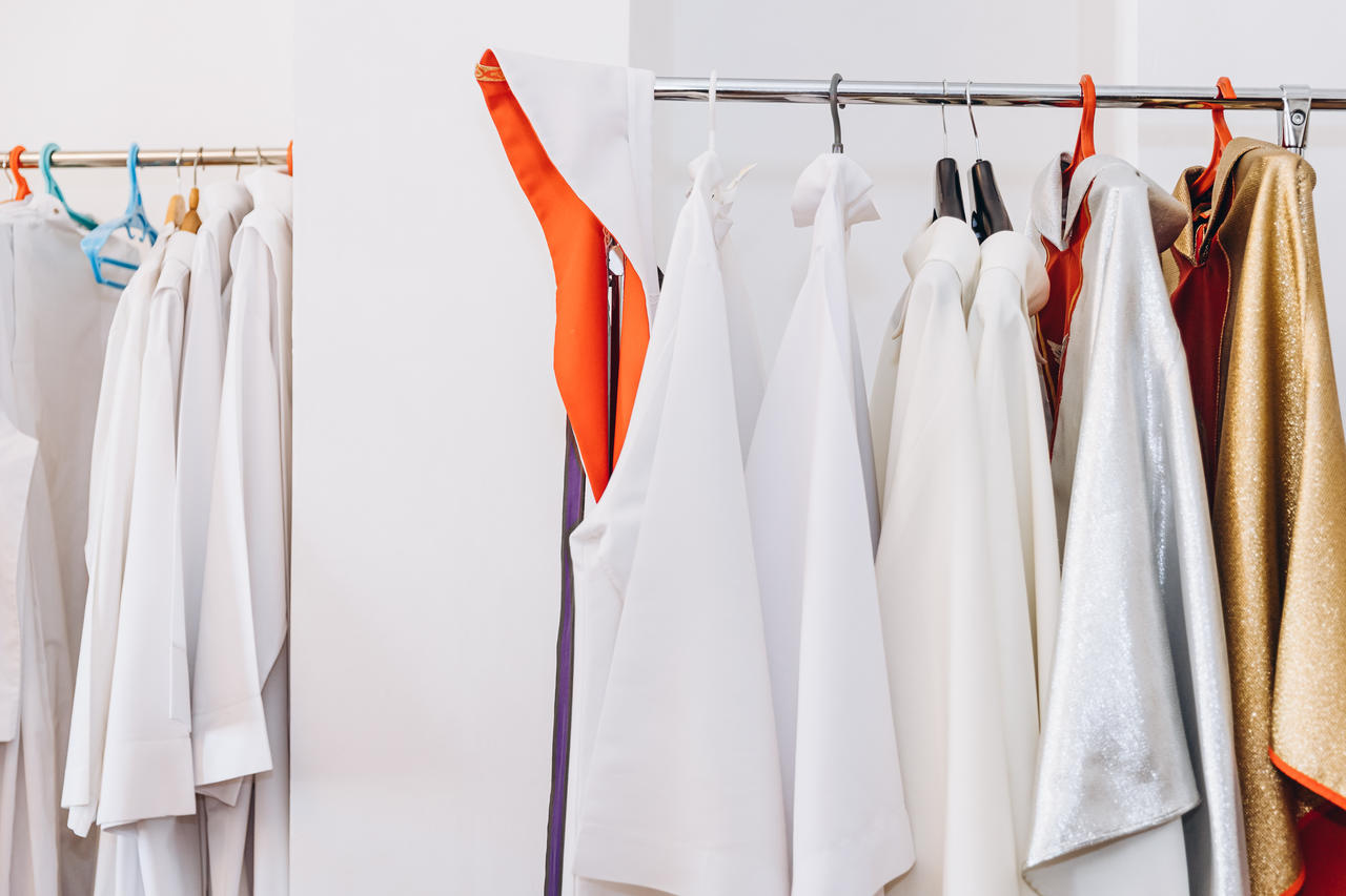 Choosing A Clerical Robe 1