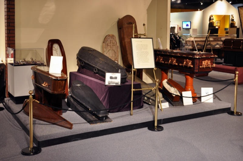 National Museum Of Funeral History In Houston