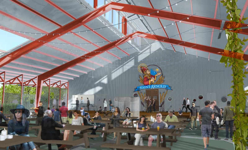 Saint Arnold Brewing Company In Houston