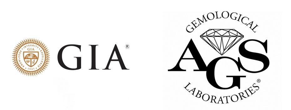 diamond grading company AGS and GIA