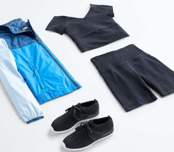 Sweatpants and Sweatshirts