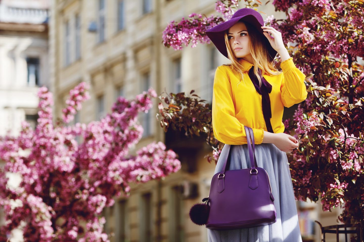 Trendy Spring Fashion Outfit Collection