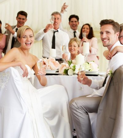 Make Your Wedding Reception Merry and Memorable